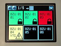 Koncentrator systemu pomiarowego rozdzielnic KSPR-01/*